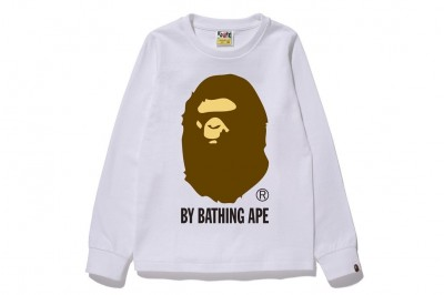 BY BATHING LONG SLEEVE TEE