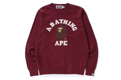 COLLEGE KNIT